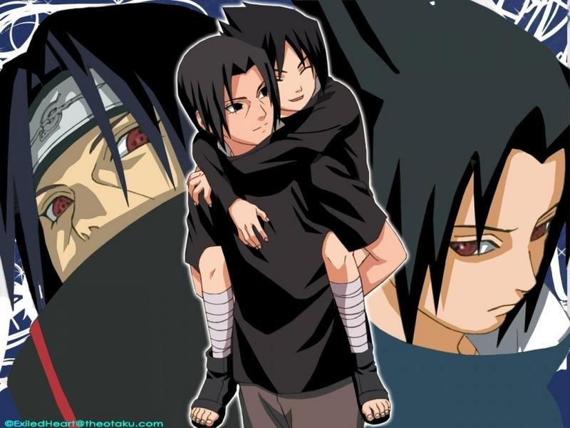 Connection Of Itachi And Sasuke Hubungan Antara Itachi Sasuke Johan S Blog